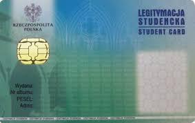 Zapraszamy po odbiór Elektronicznych Legitymacji Studenckich